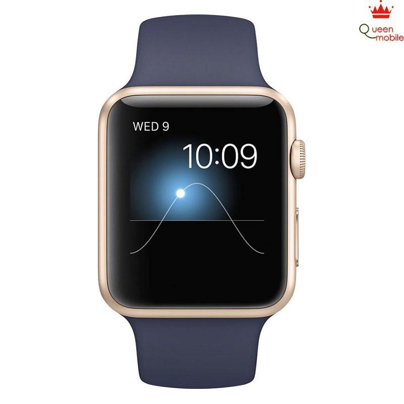 Đồng Hồ Thông Minh Apple Watch Nike+ SE 44mm MNYX2 Space Grey Black - Hàng Nhập Khẩu